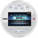 New PLMR94W Bluetooth Marine Gauge Receiver USB,MP3 Video Input Boat Yacht Radio