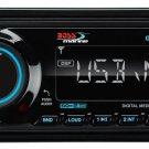 New Boss MR1308UABK Marine Boat Mechless MP3 AM-FM Bluetooth Stereo Playe