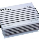 New Pyle PLMRA400 4 Ch 400 Watt Waterproof Marine Baot Power Audio Amp Amplifier