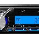 New JVC KD-X31MBS Marine Boat Bluetooth USB AUX SD iPod iPhone Pandora Receiver