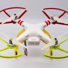 2RED 2GREEN SNAP PROP GUARDS QUICK RELEASE DJI PHANTOM 1 2 3 PRO VISION