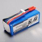New Turnigy 6S 5000mAh Lipo Battery Pack 22.2v 20-30C 6 cell