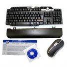 New Dell RAQ-DEL2 Bluetooth Wireless French Keyboard PU222
