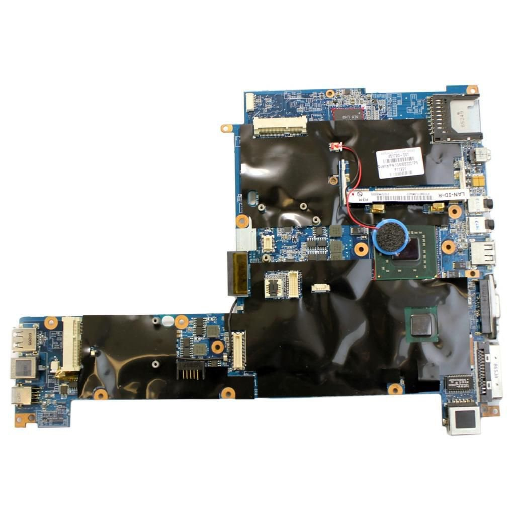 New HP Compaq 2510P Motherboard w/Intel Core2 Duo ULV 1.20GHz 451720-001
