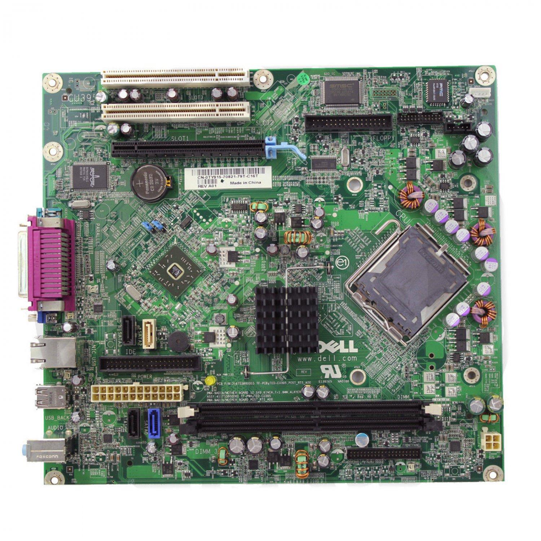New Dell Optiplex GX320 Desktop Small MiniTower Motherboard CN-0UP453 CN-0TY915