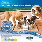 Drinkwell 360 Fountain PWW00-13705 Multi Pet Stainless Steel for Pets