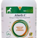 Large Dogs AllerG-3 Omega-3 Fatty Acid Supplement 250 Capsules