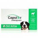 Novartis Capstar Green for Dogs over 25 pounds 6pk
