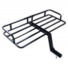 """New High Lift CAR RV Hitch Mount Cargo Carrier 2"""" Receiver Luggage Basket Hauler"""