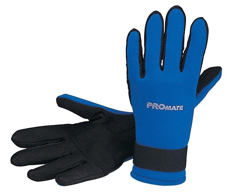 1.5mm Amara Palm Warm-Water Scuba Diving Snorkeling Surfing Gloves Blue