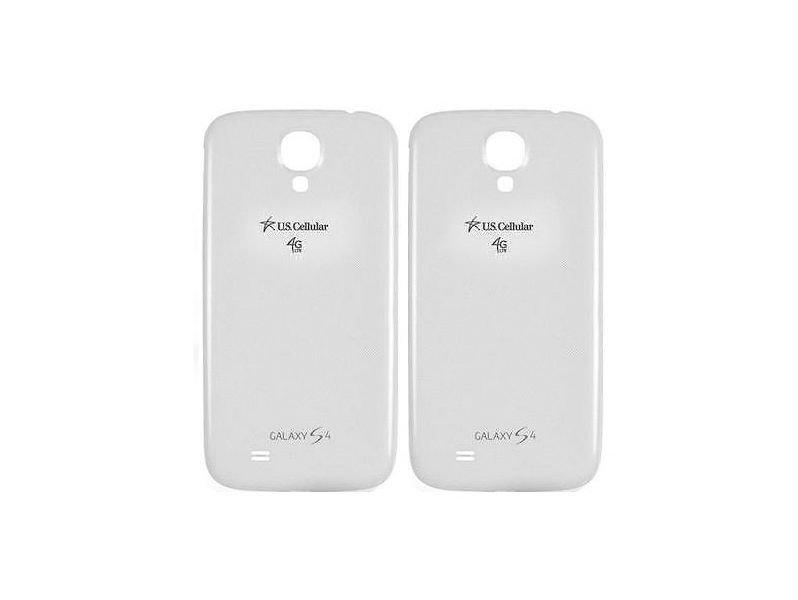 2x Genuine Samsung Galaxy S4 SCH-R970 US.Cellular 4G LTE Back Door Cover White