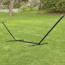 New Hammock Stand 15' Solid Steel Beam Construction Outdoor Yard Patio