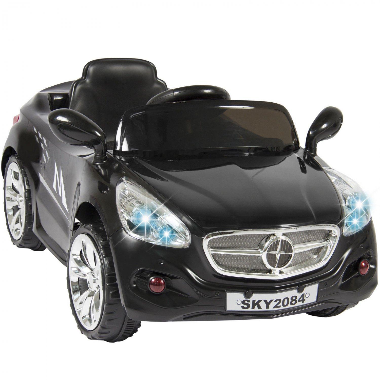 12V Ride on Car Kids RC Car Remote Control Electric Power Wheels W/ Radio & MP3