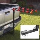 New Bike Rack 4 Bicycle Hitch Mount Carrier Car Truck Auto 4 Bikes New