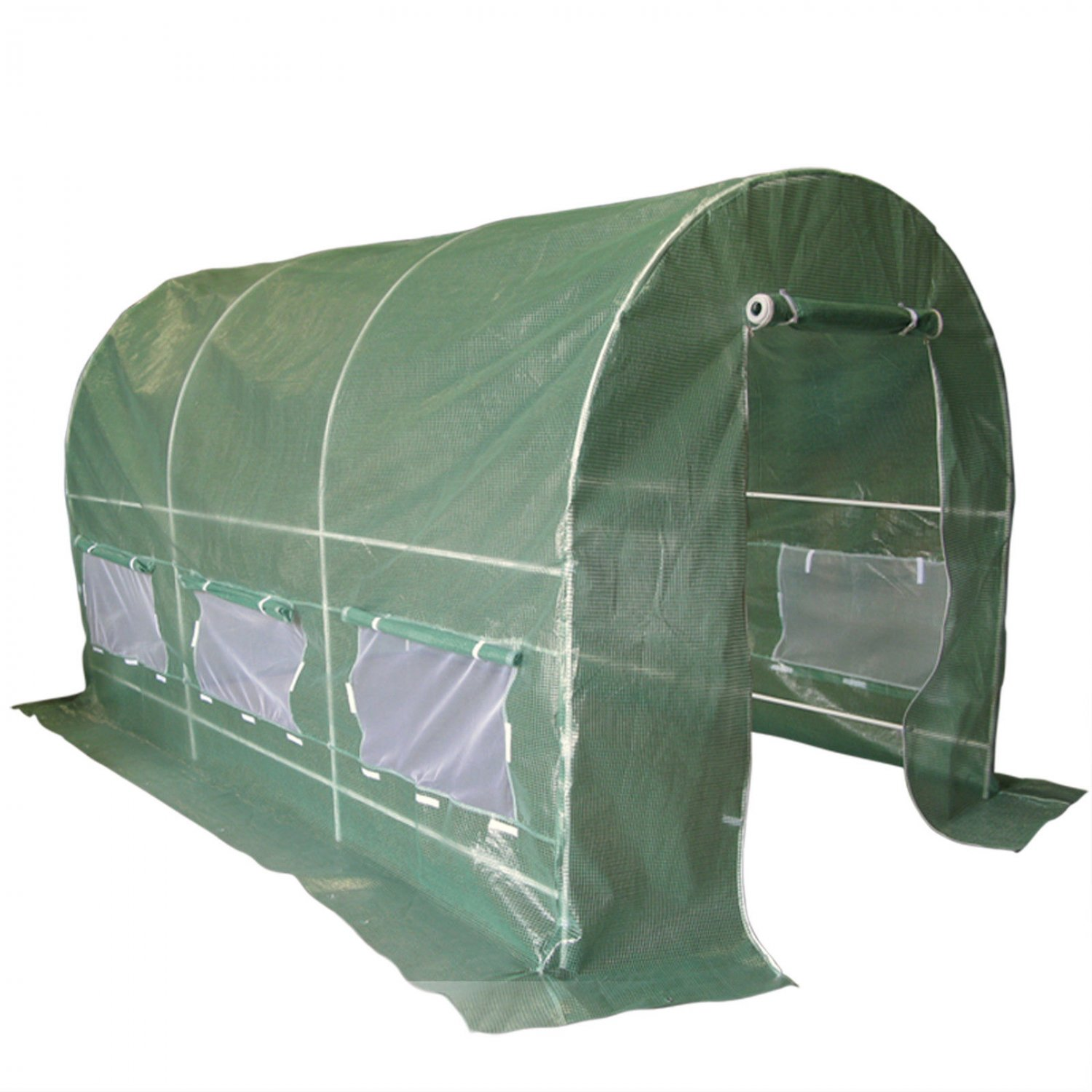 New Greenhouse 12' X 7' X 7' Large Outdoor Green House Plant Gardening Garden