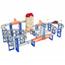 156pc Car Pretend Race Track Playset 3 Level Highway Tracks Electric SUV Car