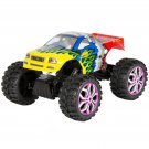 Deluxe Powerful Remote Control Truck RC Rock Crawler, 4x4 Drive & Monster Wheels