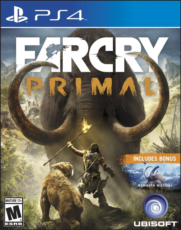 New Far Cry Primal - PlayStation 4 Standard Edition