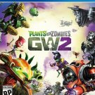 New Plants vs. Zombies Garden Warfare 2 For PlayStation 4