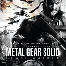 Metal Gear Solid Peace Walker Sony PSP, 2010 NEW