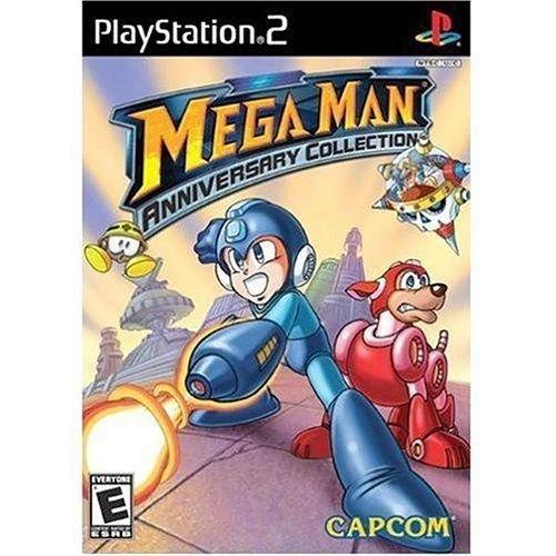 Mega Man Anniversary Collection Sony PlayStation 2, 2004
