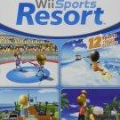 Wii Sports Resort (Nintendo Wii, 2009) NEW