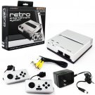 Retro Bit Nintendo NES Entertainment System Silver/Black [Nintendo NES]
