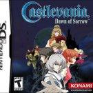 New Castlevania Dawn of Sorrow Nintendo DS 2005