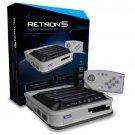 New Hyperkin RetroN 5 Retro Video Gaming System - Gray