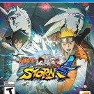 New Naruto Shippuden Ultimate Ninja Storm 4 - PlayStation 4
