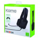New TRITTON Kama 3.5 Stereo Headset for Xbox One and Mobile Devices