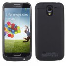 Samsung Galaxy S4 3200mAh Power Bank External Backup Battery Case Black