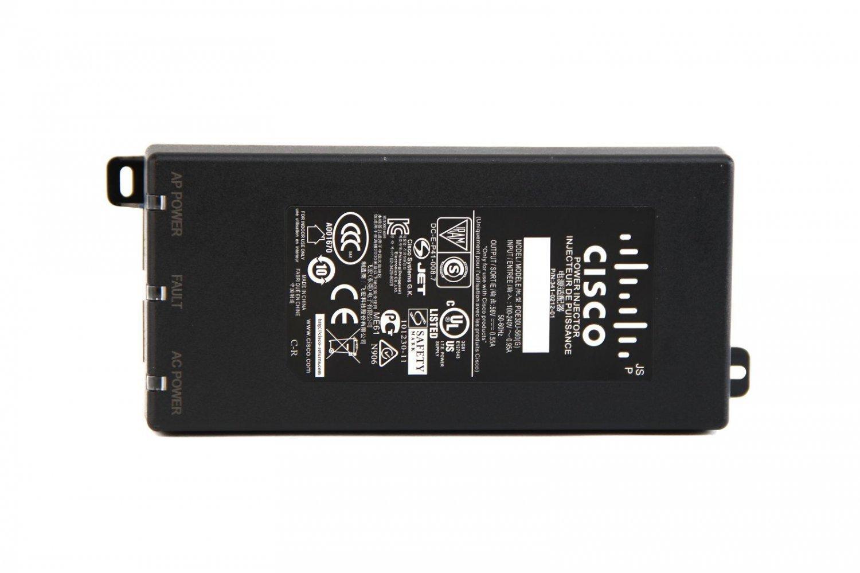 New Genuine Cisco 100V-240V 1140 1250 Series PoE Power Injector (AIR-PWRINJ4=)