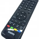 New HTR-D18A HTRD18A Replaced Remote Control Fit for Sanyo LED LCD TV