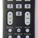 OEM Sanyo GXBM LCD-LED TV Remote Control