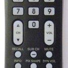 New OEM Sanyo GXBM LCD-LED TV Remote Control