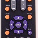 Brand New Sceptre 142022370010C LCD-LED HDTV Remote Control