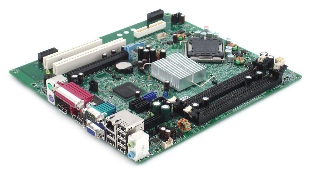 OEM Dell Optiplex 960 SMT Intel LGA 775 System Motherboard Y958C H634K