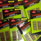 New Genuine Super Extra Heavy Duty UM-4 Power Cell 1.5V AAA Batteries