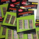 New Genuine Powercell Super Heavy Duty AAA 1.5V Batteries - UM-4