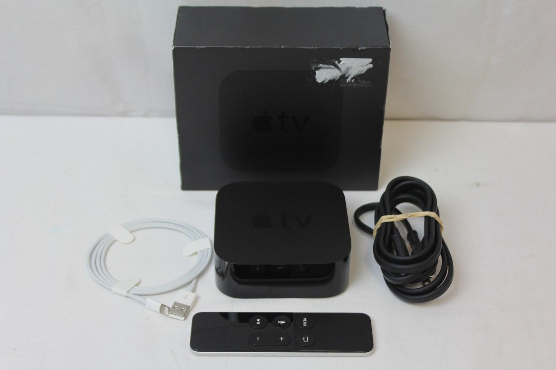 Apple TV 32GB Digital HD Media Streamer 4th Generation (Latest Model) MGY52LL/A