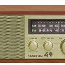 Sangean WR 11SE AM/FM Table Top Radio 40th Anniversary Edition New