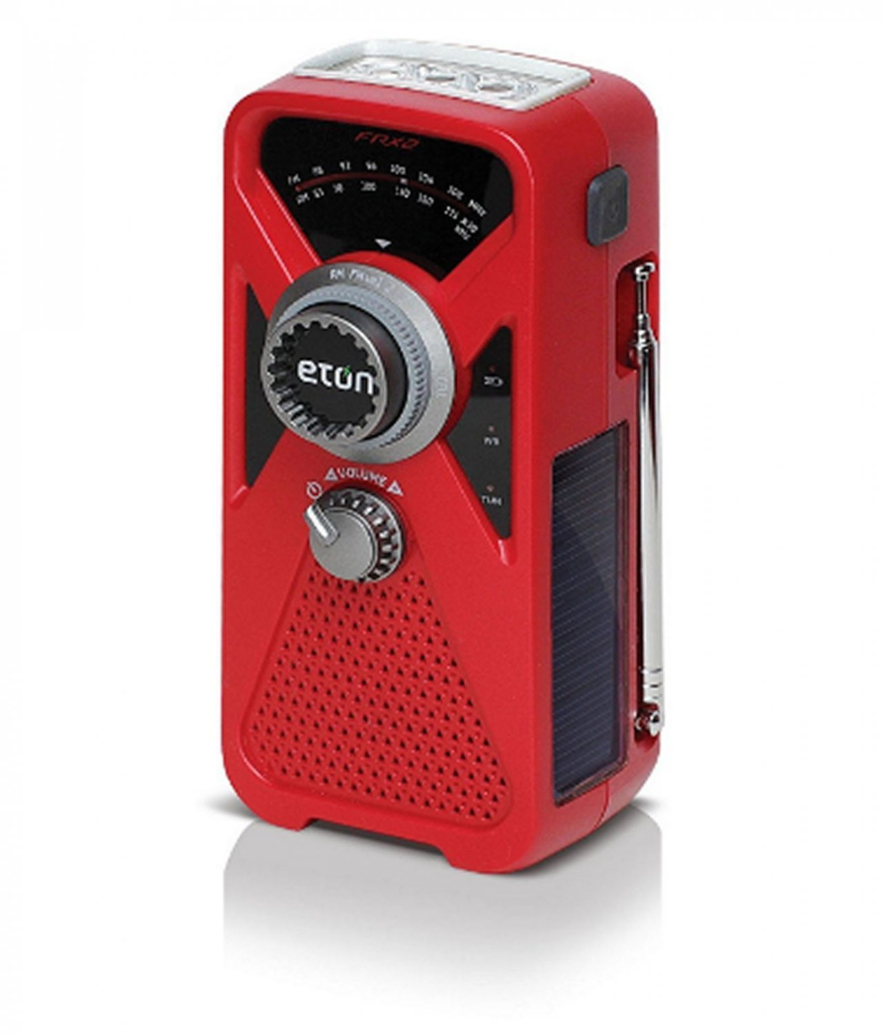 American Red Cross FRX2 Hand Turbine AM/FM Weather Radio with Smartphone Charger