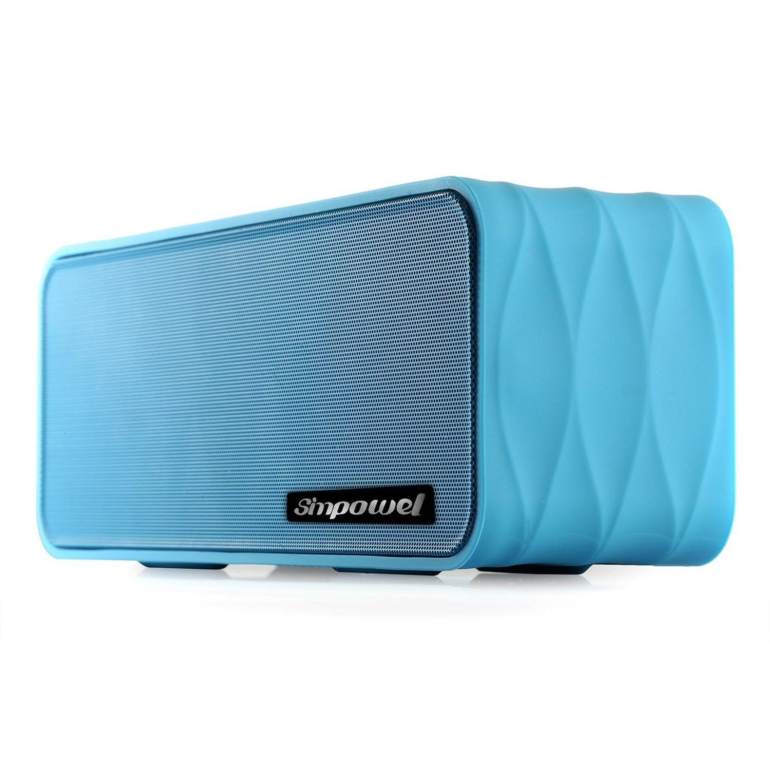 Bluetooth Speaker With FM By Simpowel | Portable Wireless Speaker System With