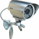 Outdoor CCTV Surveillance Camera 3.6mm wide angle Bullet Security Camera color C