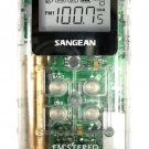 Sangean DT 120CL A M FM Pocket Receiver New