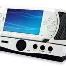 I Sound Theater Speaker System With Wireless Remote For PSP  White New