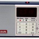 Tescun Q3 Mini Size MP3 Player FM Radio and Voice Radio Recorder Blue