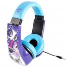 Littlest Pet Shop HP2 04081 Kid Safe Over The Ear Headphone with Volume Limiter