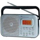 Coby CR-201 Portable AM/FM Shortwave Radio New